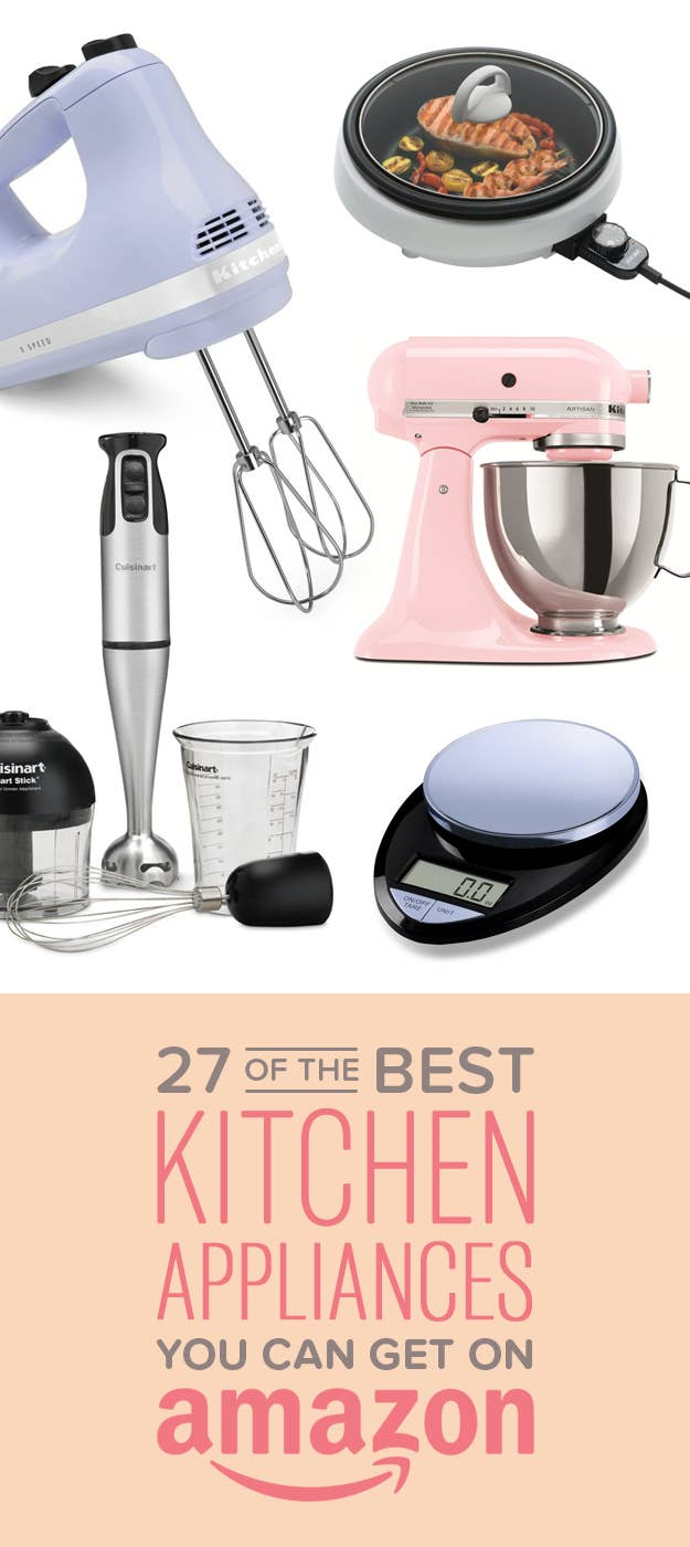 27 Of The Best Kitchen Appliances You Can Get On Amazon,What Color Curtains Go With Gray Blue Walls