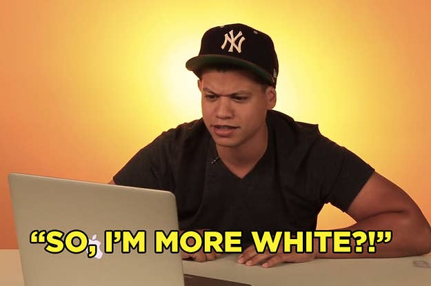 People Got Tested To See What Their Actual Ethnicity Is And