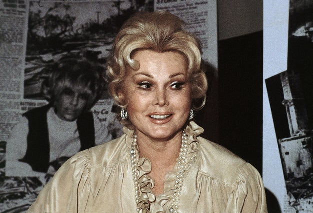Zsa Zsa Gabor died at age 99 on Sunday. Here's how celebrities reacted to her death.