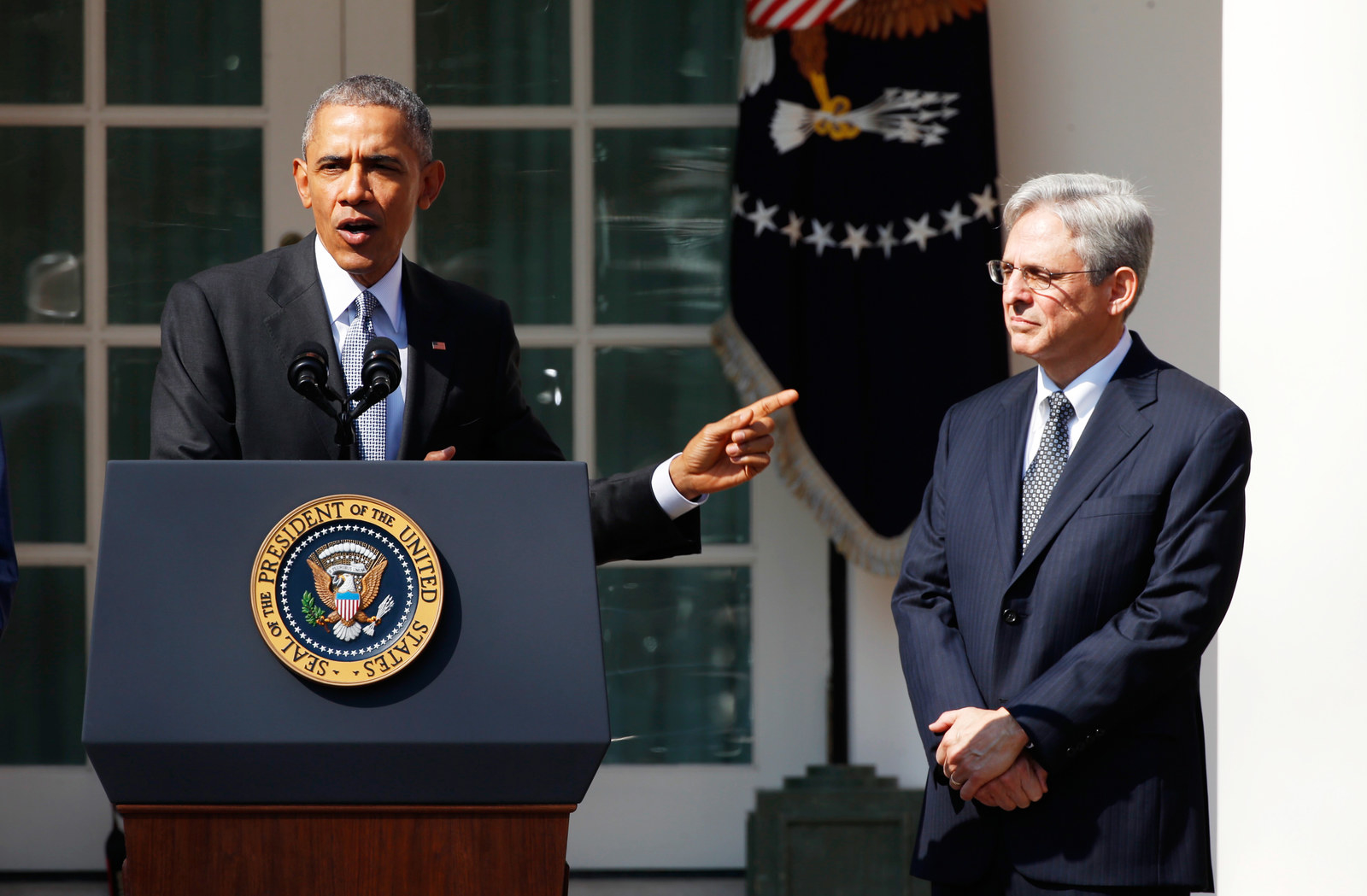 Merrick Garland Will Be On The Bench — But Not The Supreme Court — In January