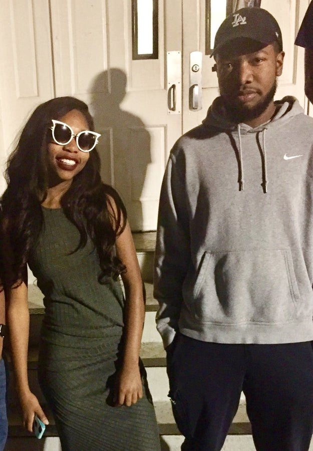 Meet siblings Kevin Womack, 19, and Cameron Womack, 18, from Tampa Bay, but both currently attend colleges in Atlanta. The two had pulled high GPAs this semester, and no one was more proud than their Grandma Donice when they returned home for the holidays.