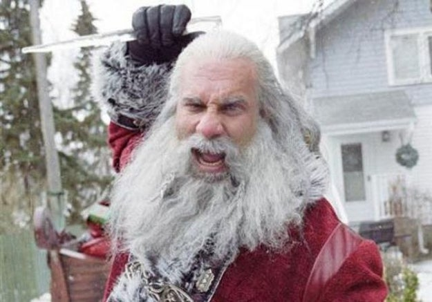 Santa's Slay, 2005