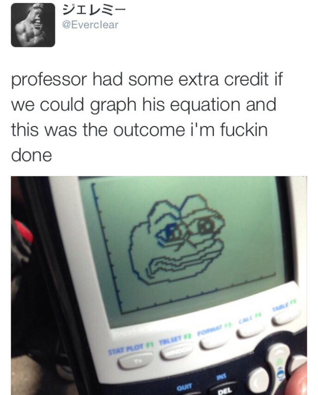 The teacher who trolled his students with math: