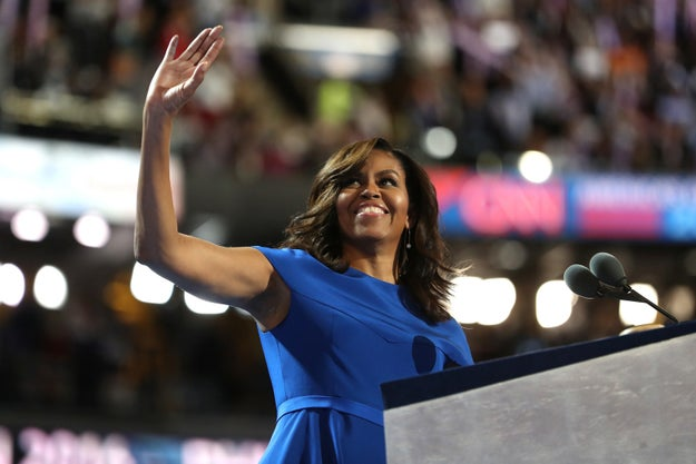 "First Lady Michelle Obama has been given the ""angry black woman"" label more than a few times during her eight years in the White House."
