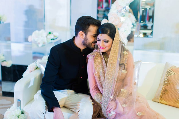 """We would not have married until the day they approved the alliance,"" Huda told BuzzFeed."