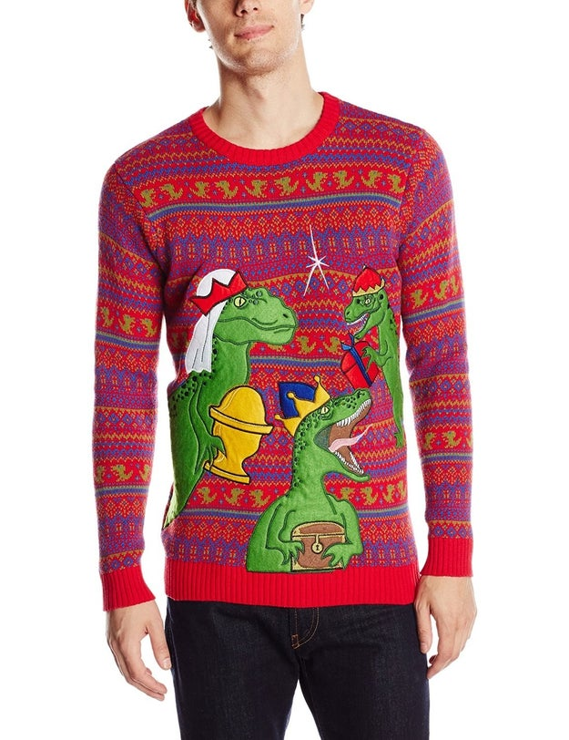 A cozy sweater for creationists.