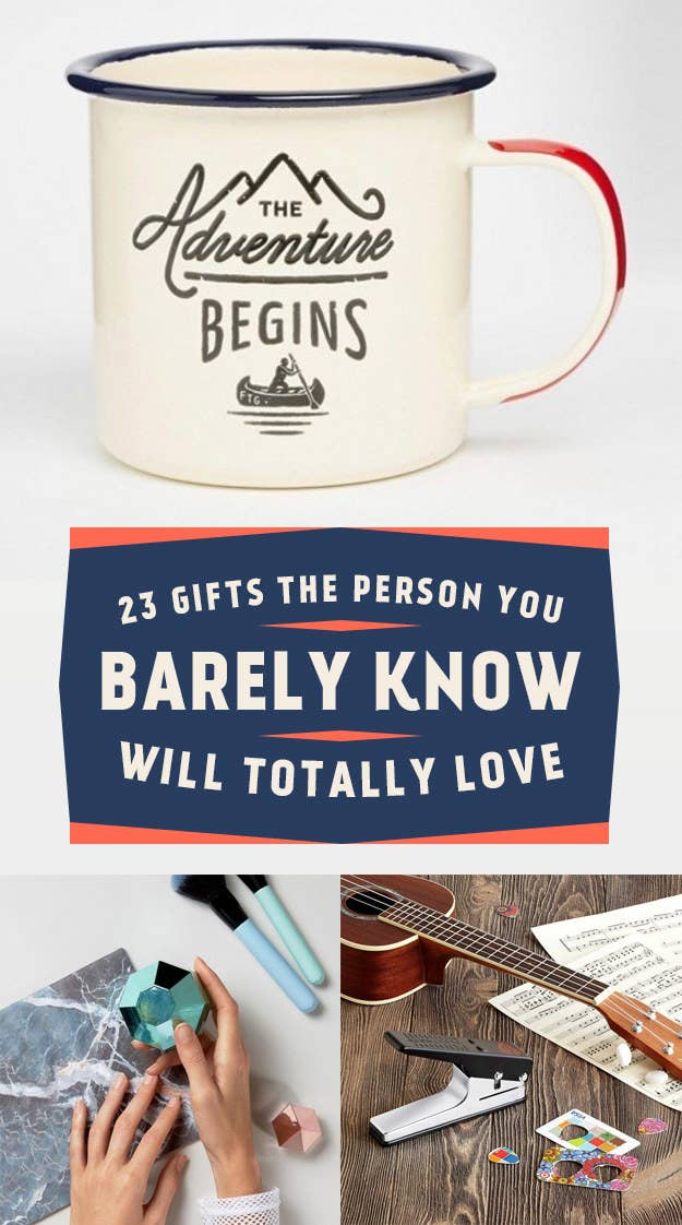 23 gifts the person you barely know will totally love we hope you love the products we recommend just so you know buzzfeed may solutioingenieria Choice Image