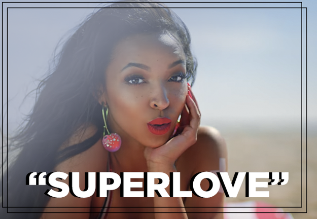 "Tinashe, ""Superlove"""