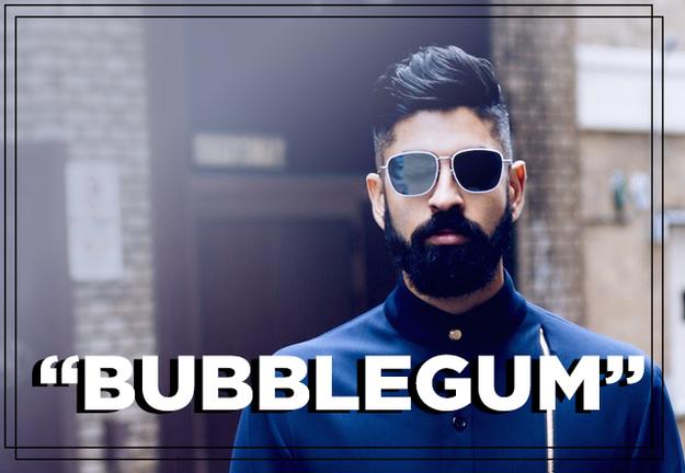"""TOTEM & Aalias, """"Bubblegum"""""""