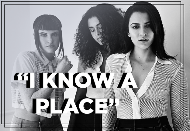 "MUNA, ""I Know a Place"""