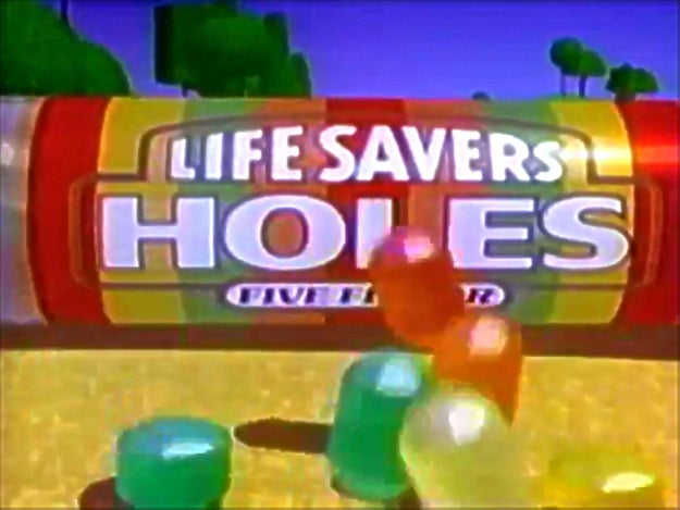Life Savers Holes