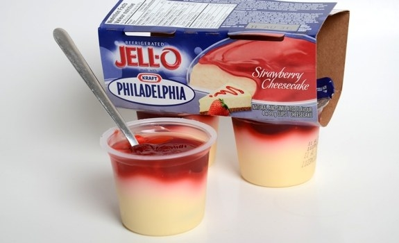 JELL-O Cheesecake Cups