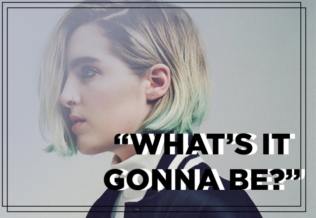 "Shura, ""What's It Gonna Be?"""