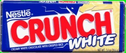 Nestle Crunch White