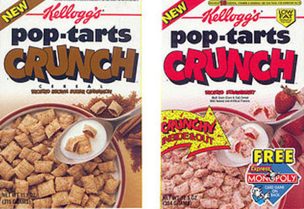Pop-Tarts Crunch Cereal