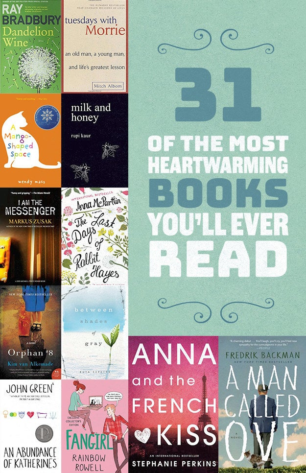 31 Of The Most Heartwarming Books You Ll Ever Read