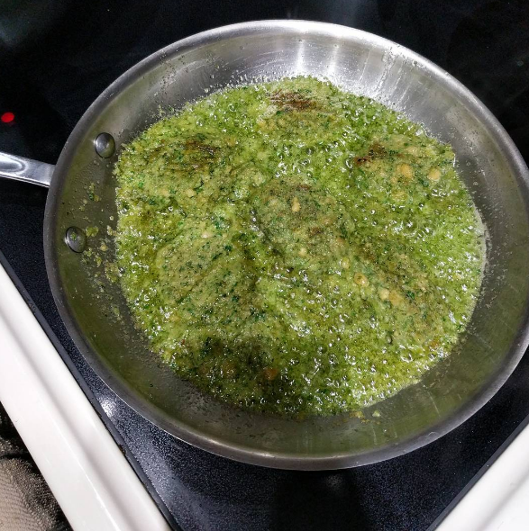 These homemade falafels, which just look falawful.