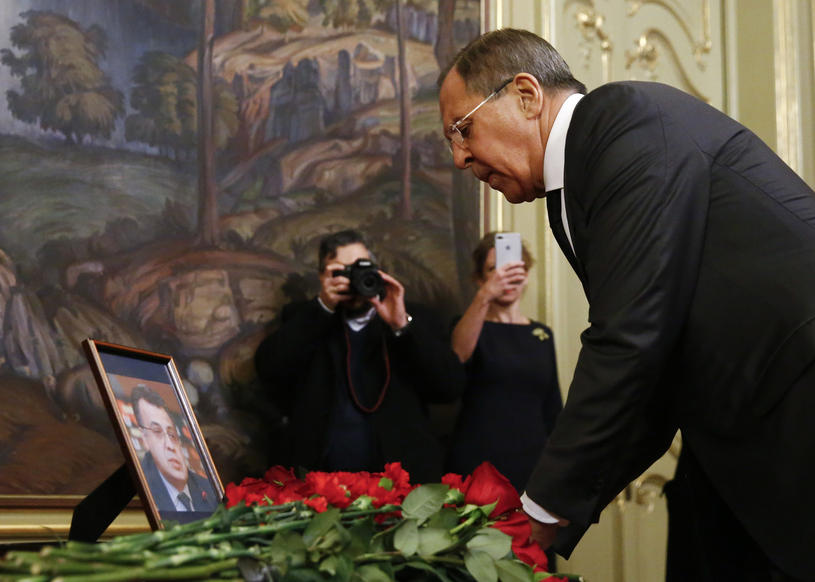 Russian Ambassador's Killing Shows How Syria's Conflict Is Only Going To Get Worse