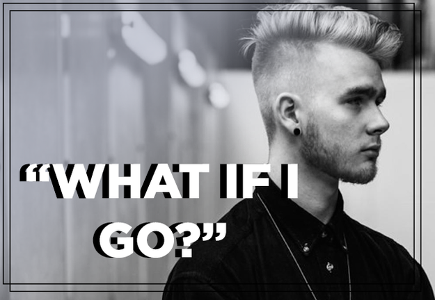 "Mura Masa, ""What If I Go?"""