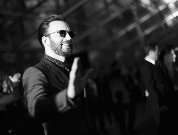 Chris Evans' Version of Masculinity Is What We Want Right Now, by Bim Adewunmi