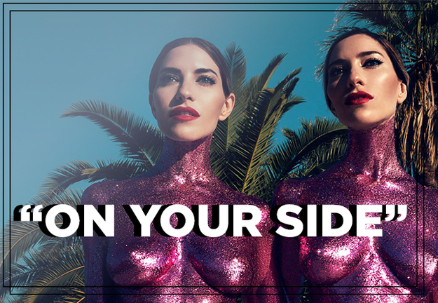 "The Veronicas, ""On Your Side"""