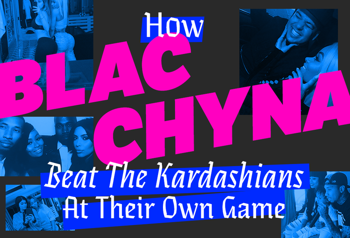 """""""And so the Kardashians, a family often accused of stealing black men, black features, and black culture, got beat at their own game by a black woman. And not just any black woman, but a video vixen who was never supposed to see the inside of the country clubs the Kardashians frequented growing up."""""""
