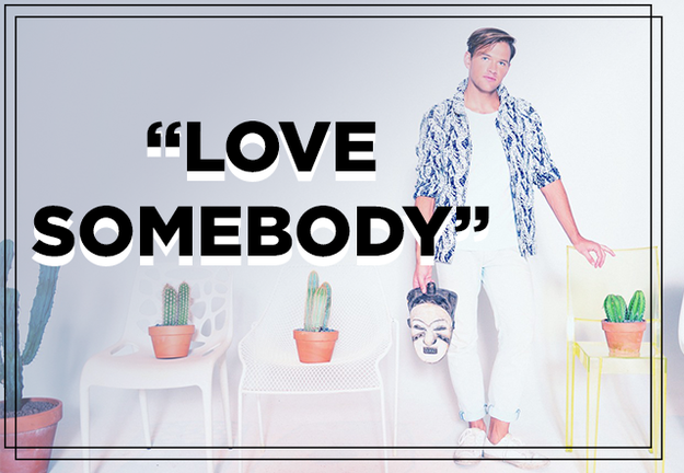 "St. Lucia, ""Love Somebody"""