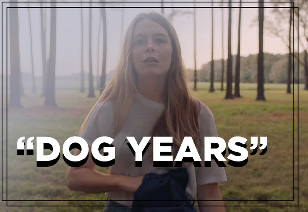 "Maggie Rogers, ""Dog Years"""