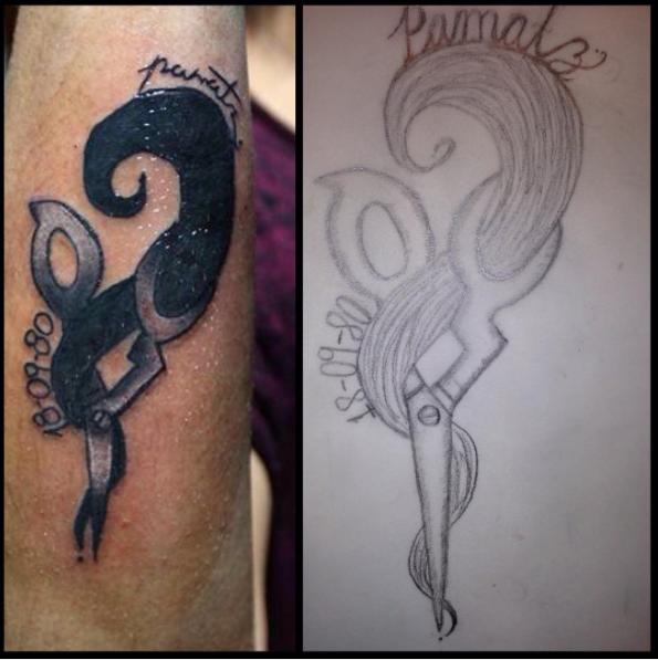 Este tatuador.