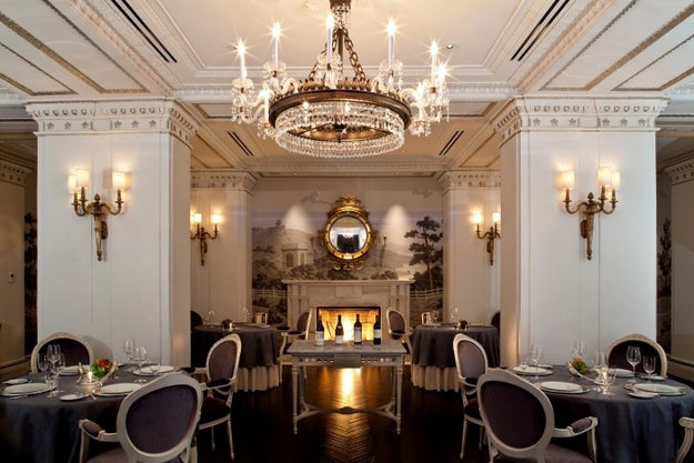 Or reserve a table at a Michelin-starred restaurant. Go to Plume to sip on wine inspired by the kind that Thomas Jefferson enjoyed at Monticello.