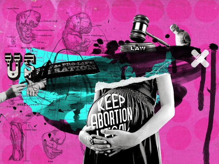 A Queens doctor faces a manslaughter charge after his patient died following an abortion. The unusual case may offer an inadvertent glimpse into life without Roe v. Wade.