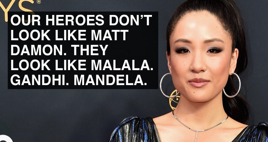 When Constance Wu knew who our heroes were.