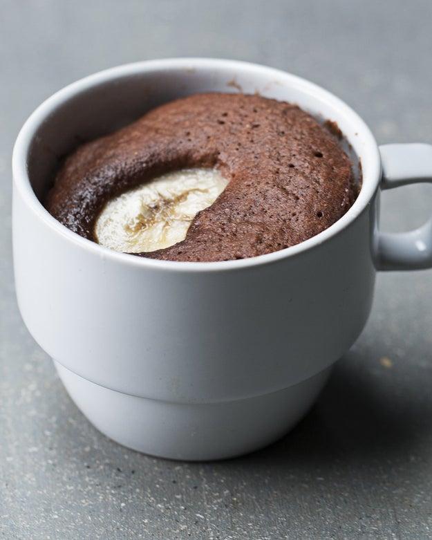 Vanilla Mug Cake Buzzfeed