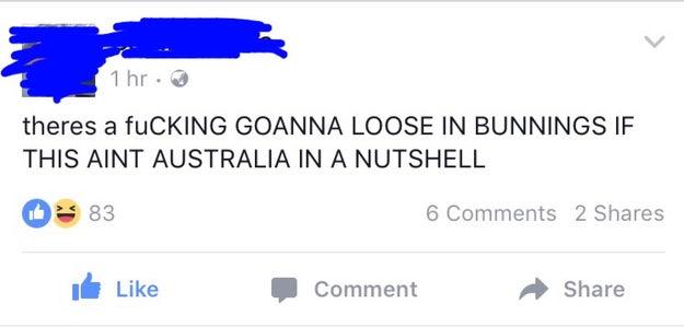 This taste of Australia:
