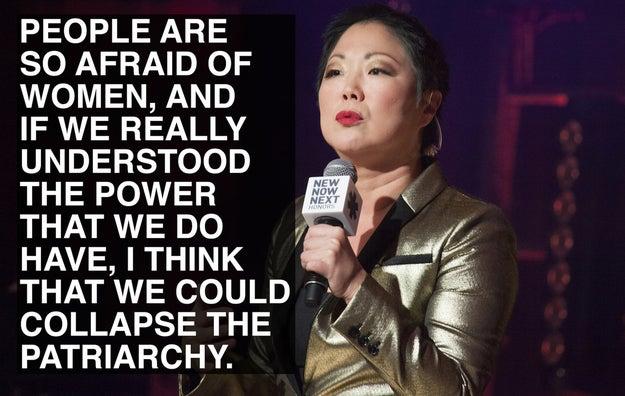 When Margaret Cho raged.