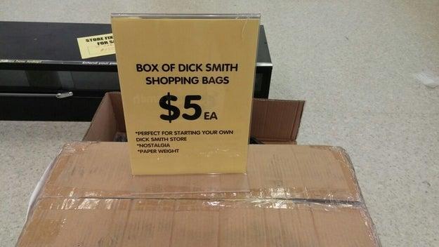 This bargain:
