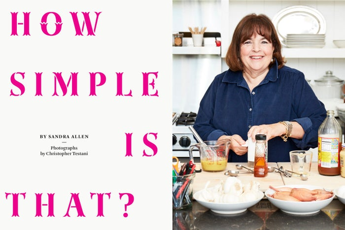 Whether she's comfortable with it or not, the Barefoot Contessa star has one of the most devoted fandoms among cookbook giants. An unprecedented look inside her picture-perfect empire.