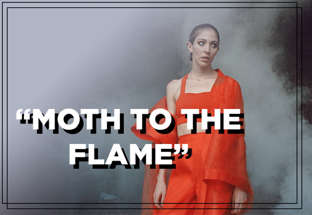 "Chairlift, ""Moth to the Flame"""