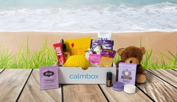 If you've resolved to be less stressed: Calmbox.