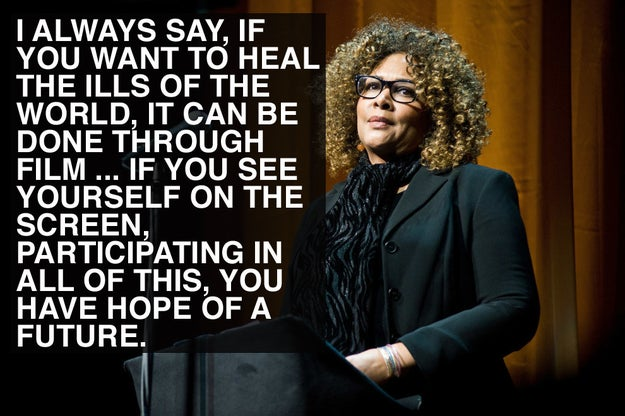 When Julie Dash saw the power of storytelling.