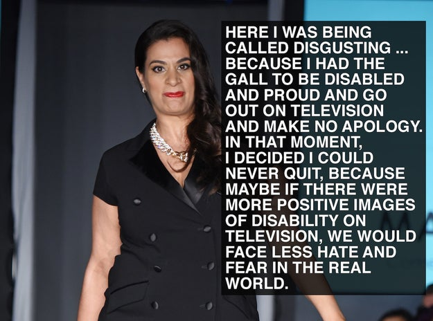 When Maysoon Zayid was unapologetically proud.