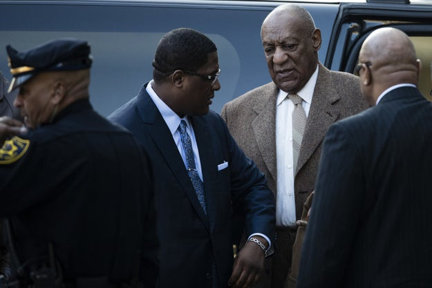 Judge Allows One Other Alleged Victim To Testify At Bill Cosby Sexual Assault Trial