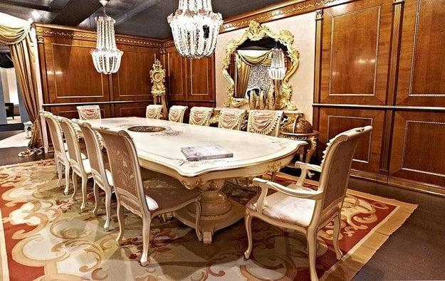 Nurture your dining room