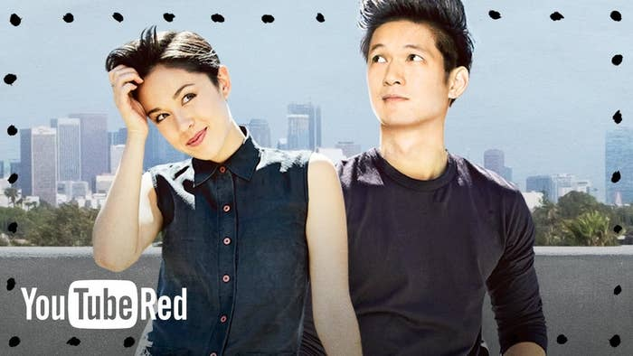 In this romantic dramedy from YouTube Red and Wong Fu Productions, two high school best friends reunite a decade after making a promise to get married if they are still single by 30. Now with 30 quickly approaching, we follow their search for love through the ups and downs of modern dating. It's a well produced and brief affair about that promise that everyone has!