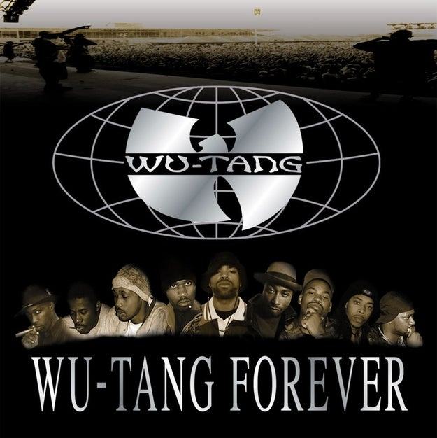 Wu-Tang Clan, Wu-Tang Forever