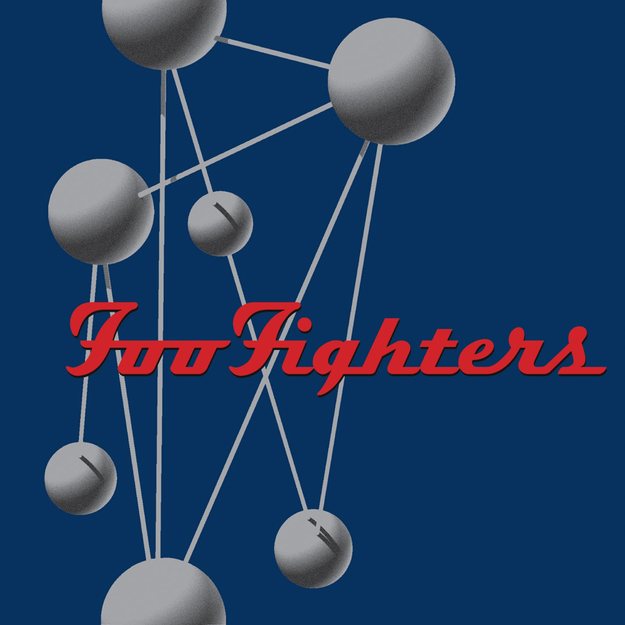 Foo Fighters, Colour and the Shape