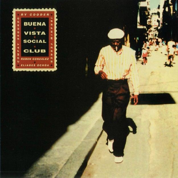 Buena Vista Social Club, Buena Vista Social Club