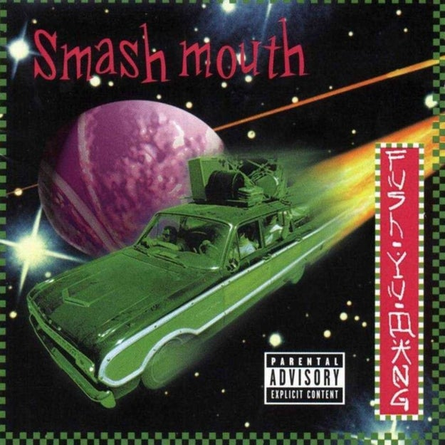 Smash Mouth, Fush Yu Mang