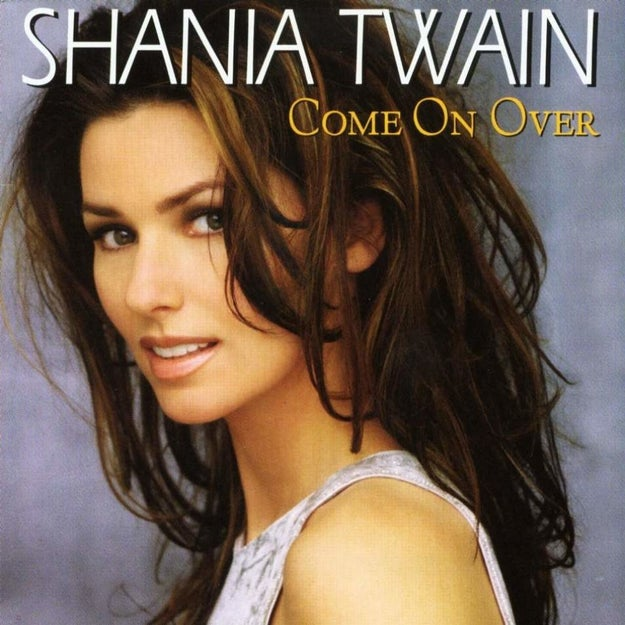 Shania Twain, Come On Over