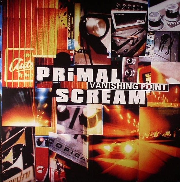 Primal Scream, Vanishing Point